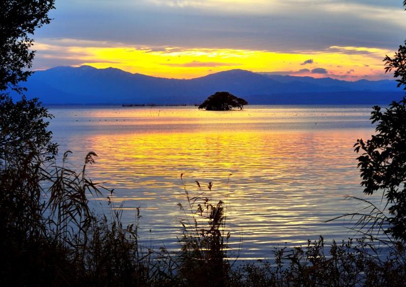 湖北夕暮れs